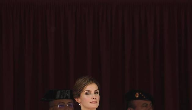 Doña Letizia instaura un nuevo protocolo