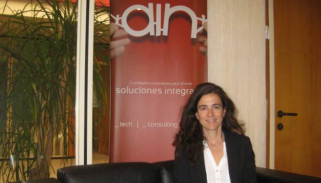 Ana Ursúa, directora general de AIN