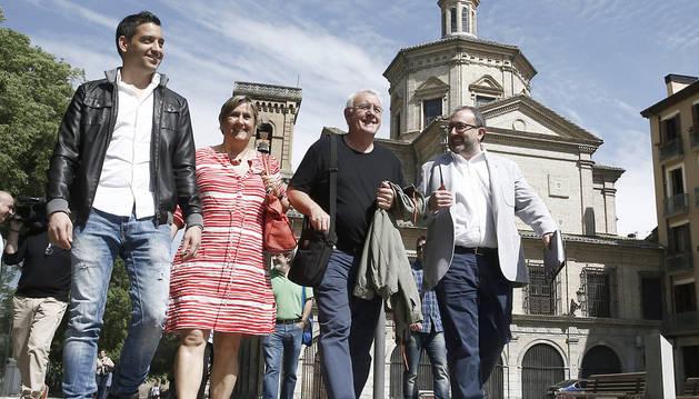 Eceolaza, De Simón, Lara y Nuin, en Pamplona.