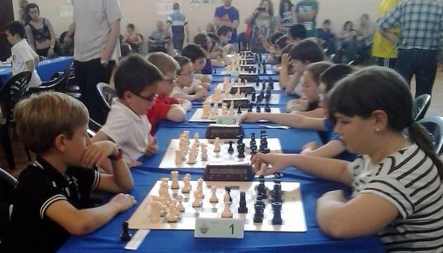 Marta Roldán, la mejor del Torneo de Ajedrez de Alfaro
