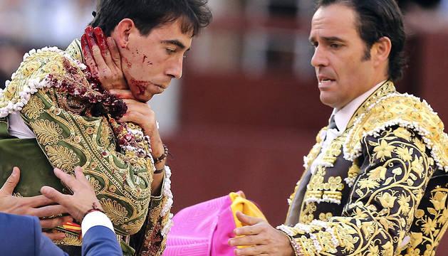Triunfo y drama de Jiménez Fortes en Las Ventas