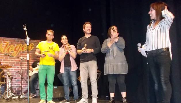 Kodro 'El Rápido' gana el concurso de monólogos de Murchante