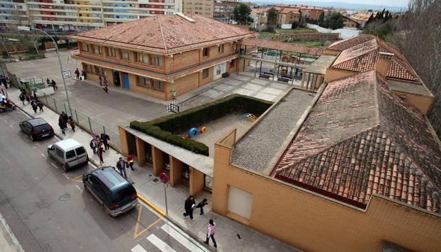 La Policía Local de Tudela se trasladará al antiguo colegio Virgen de la Cabeza en octubre
