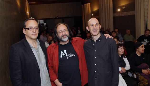 Luis Miguel Domínguez recibe el premio Medio Ambiente