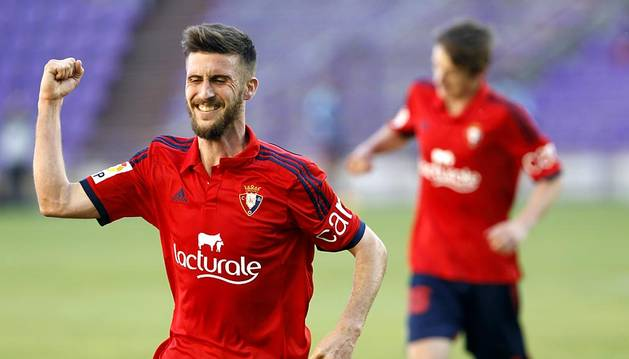 Valladolid-Osasuna (1-1)
