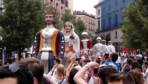 La Comparsa califica el viaje a Madrid