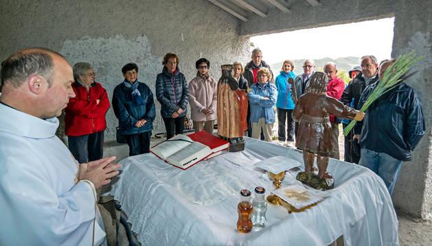La merindad de Tierra Estella honra a San Isidro