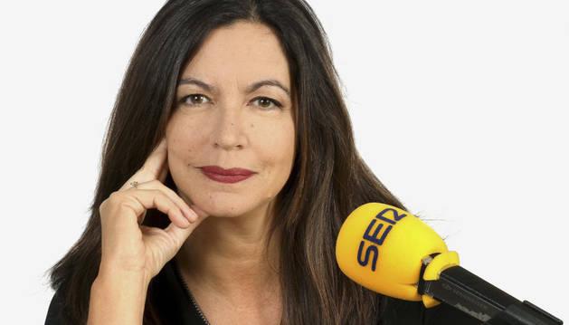 La periodista catalana Angels Barceló.