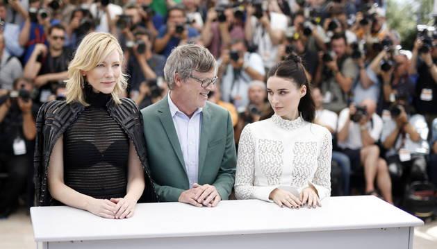 'Carol', una gran historia de amor con Cate Blanchett