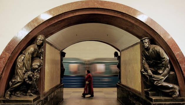El metro de Moscú,  el más visitado, cumple 80 años de vida