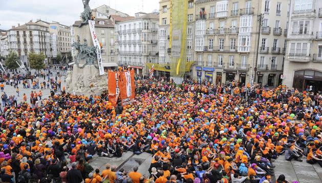 Miles de personas han participado en el