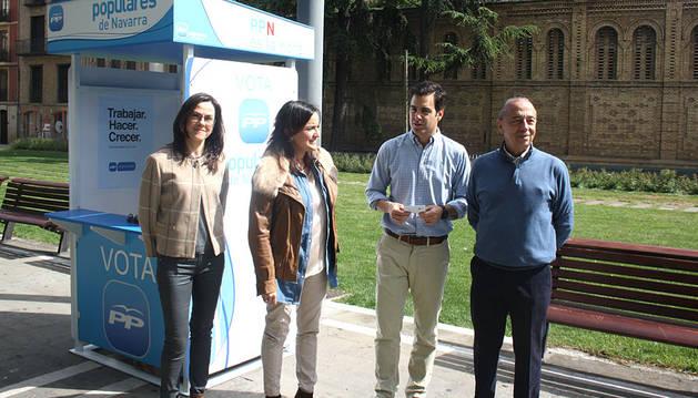El PP apuesta por transformar unidades barrio en oficinas de atención ciudadana