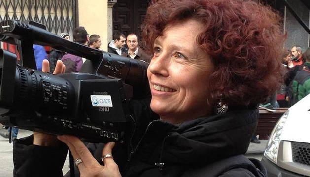 La directora de cine Icíar Bollaín.