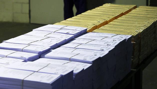 Uno de cada tres españoles no sabe a quién votar el domingo