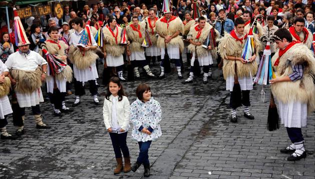 El Fondo de Folklore Navarro celebra su puesta de largo