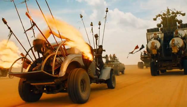 Fotograma de 'Mad Max 4'.