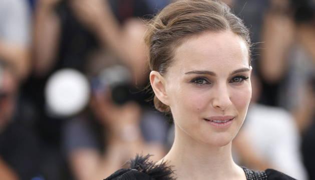 Natalie Portman, en Cannes.