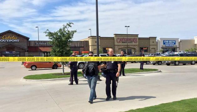 10 muertos en un tiroteo en EEUU entre bandas de motoristas rivales