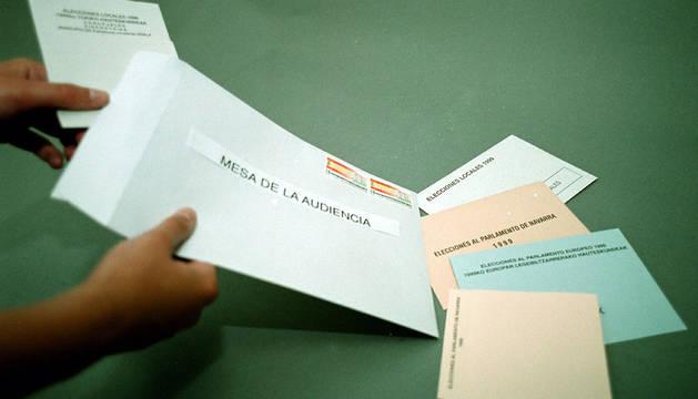 Los reclusos pueden ejercer su derecho a voto por correo.