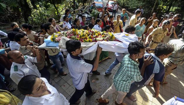 Fallece una mujer india tras 42 años en coma después de ser violada