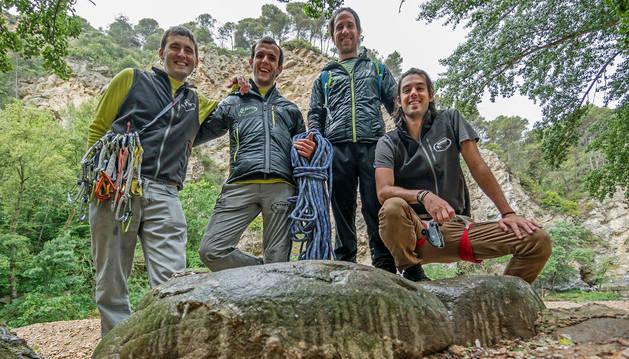 Jóvenes de Estella crean una red de empresas con gestión innovadora