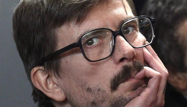 Renald Luzier, alias Luz, en una imagen el pasado mes de enero.