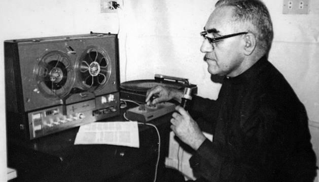 Monseñor Romero, en una imagen de archivo.