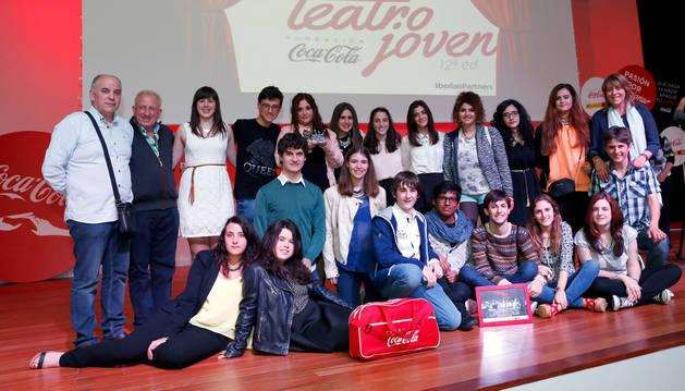 El instituto Valle del Ebro, a la final en un concurso nacional