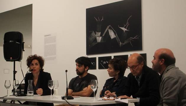 Presentación de la exposición 'Ingeniarte'.