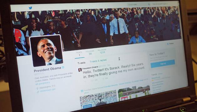 Obama consigue un millón de seguidores en Twitter en 5 horas