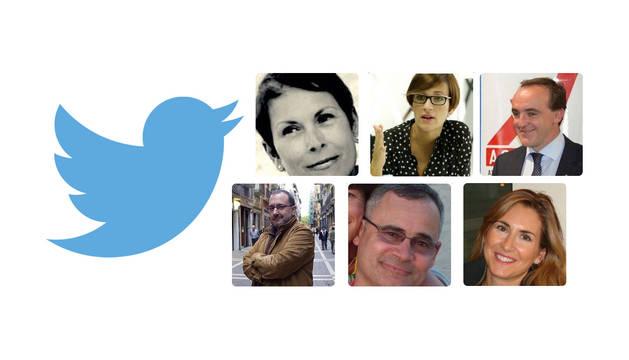 Los candidatos lanzan las redes... sociales