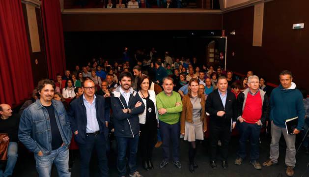 El futuro del Casco Viejo de Tudela, a debate