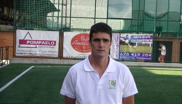 Sergio Amatriain.