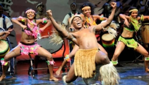 'Mother Africa Circus'.