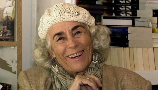 Carmen Martín Gaite, la mujer que adoraba los archivos