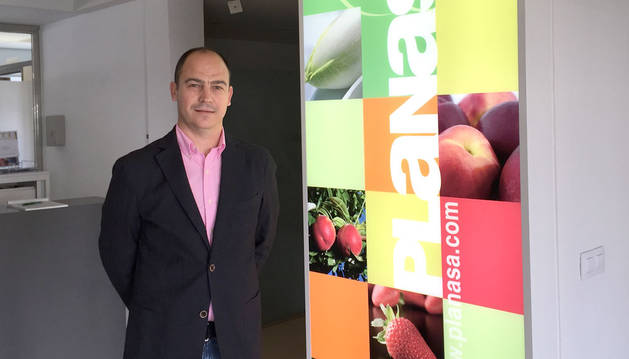 Jorge Fernández Ferrer, director industrial de Planasa