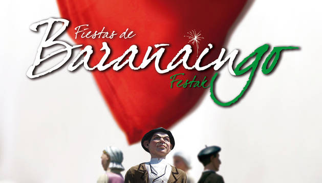 'La fiesta es vuestra', el cartel ganador de esta edición.