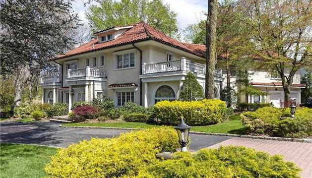 La mansión de Scott Fitzgerald.