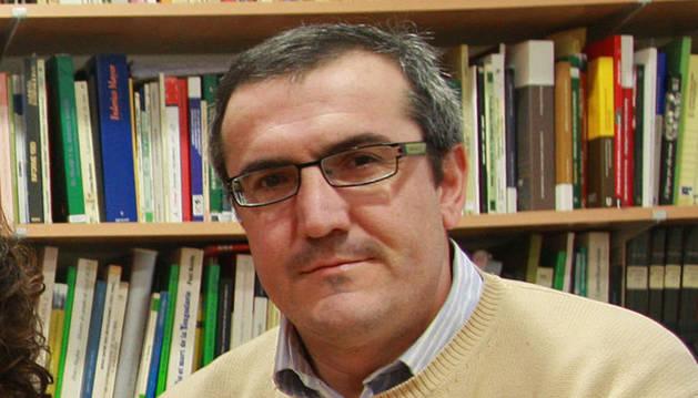 Mikel Berraondo, elegido como cooperante para representar a Navarra