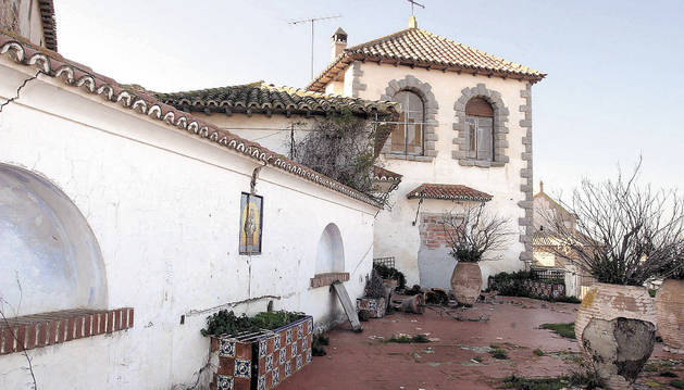 La antigua residencia de Carmen Uguet de Resayre.
