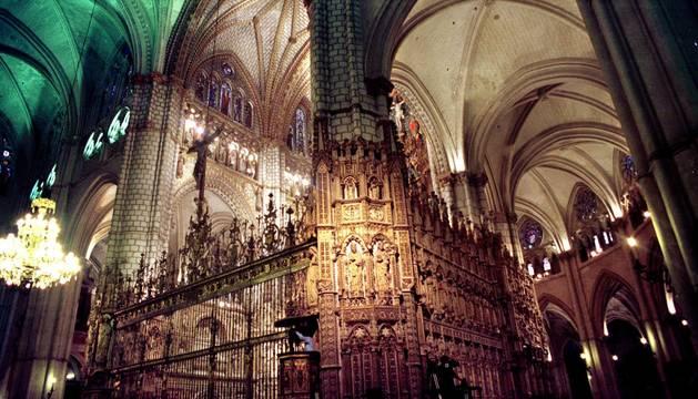 La Catedral de Toledo.
