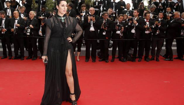 Imágenes del transcurso del último día del festival de Cannes 2015