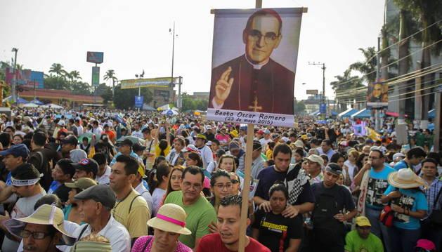 Monseñor Romero es beatificado este sábado en San Salvador