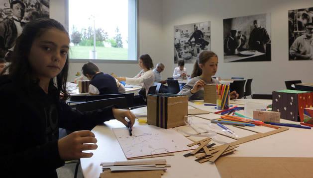 El Museo Universidad de Navarra  organiza campamentos urbanos
