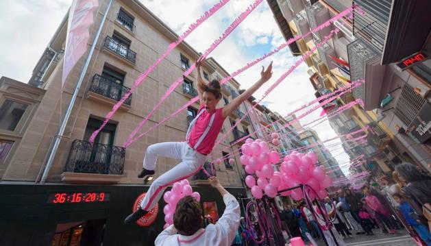 Un rosado con pincho y vino por 2,80 € en el Casco Viejo