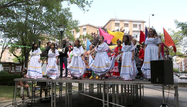 El Centro Lasa celebra la diversidad cultural con un festival colorido