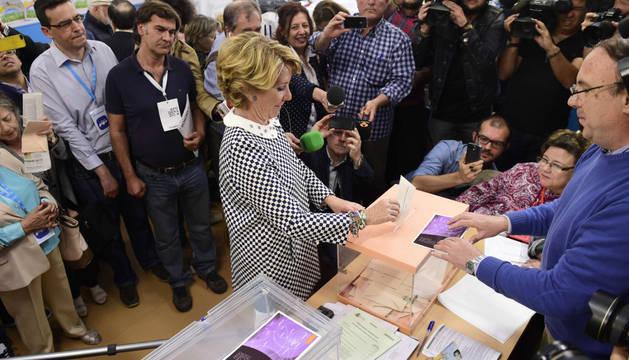 Los sondeos dan la victoria al PP en Madrid, Castilla La Mancha y Aragón