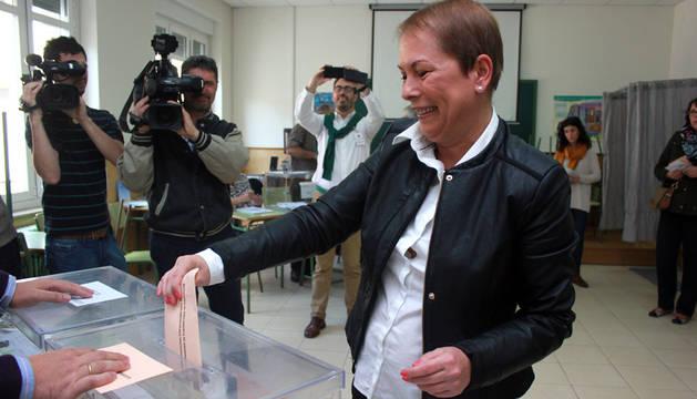 elecciones Uxue Barcos