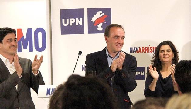 Esparza (UPN) toma la iniciativa de formar Gobierno a partir de este lunes