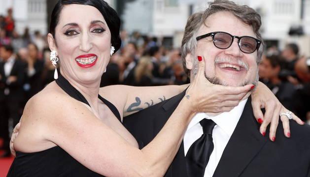 Entrega de premios. Festival de Cannes